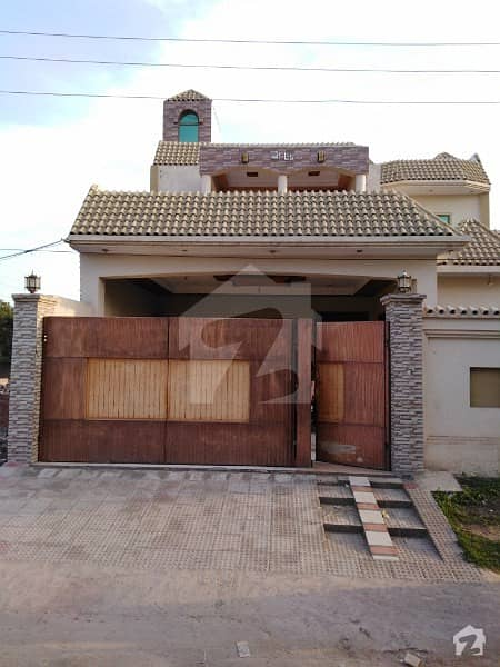 Single Storey House Is Available For Rent Near Mujahid Town
