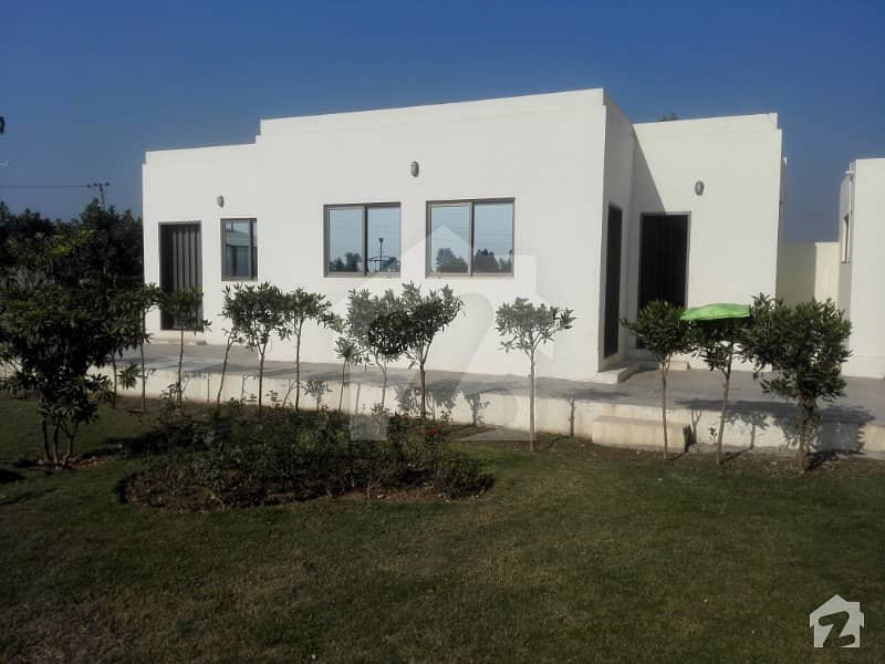 14 Kanal Farm House Is Available For Sale In Main Barki Road