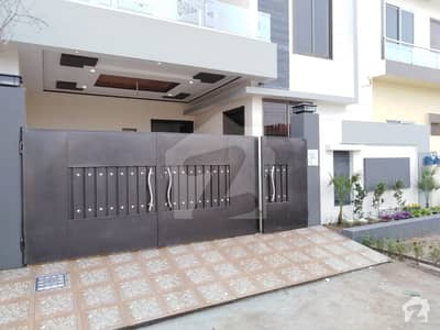Double Storey House Is Available For Sale In Wapda Town Phase 2 - R Block