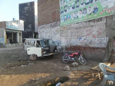 Commercial Plot For Sale In Khushi Arcade On GT Road Okara