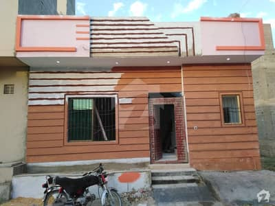 Single Storey House Is Available For Sale In Diamond City