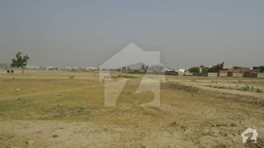 5 Marla Corner Plot For Sale Block D Facing Park