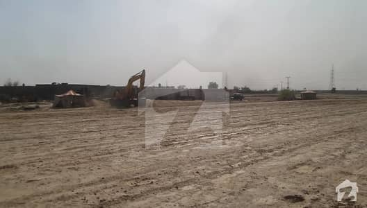 10 Marla Plot File Is Available For Sale In LDA City