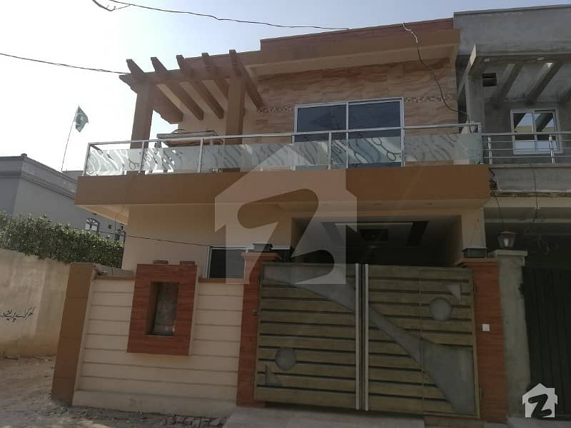 Leads Offers 7 Marla Double Unit Double Gated House On 40 Feet Road In Ali Park Near Airport