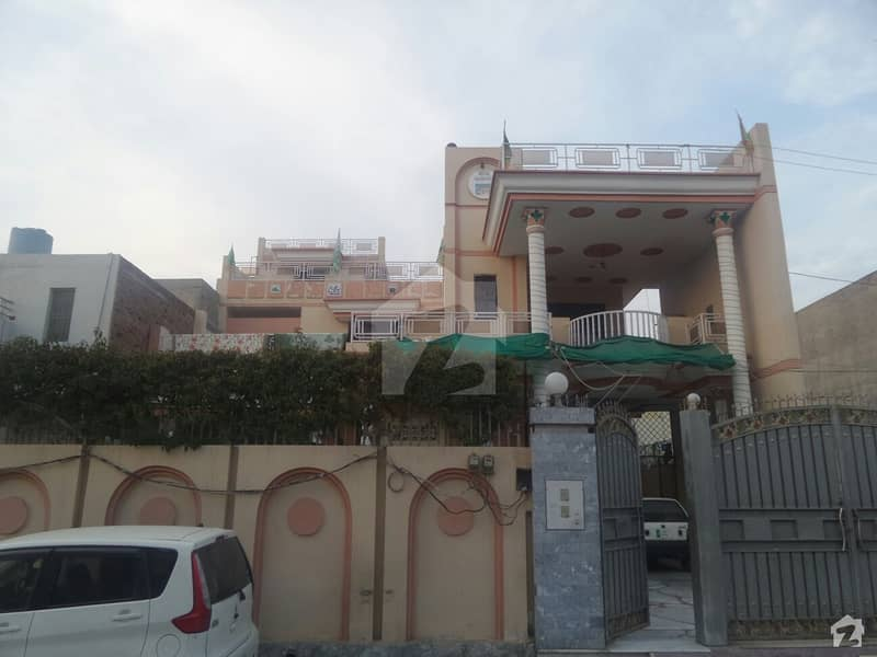 Double Storey Beautiful Bungalow Upper Portion Is Available For Rent In Fateh Town Okara