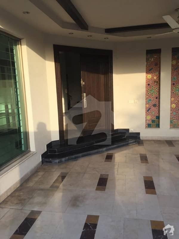 10 Marla Slightly Used Double Unit Modern Luxury Bungalow For Rent In DHA Phase V