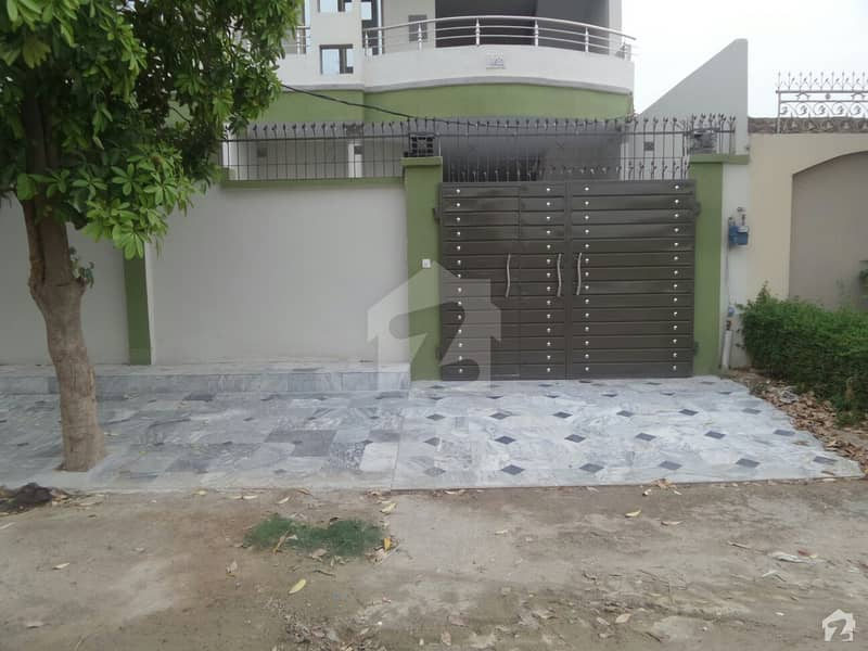 Double Storey Beautiful House Available For Rent In Jawad Avenue Okara