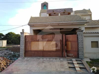 8 Marla 19 Gaz House Is Available For Sale