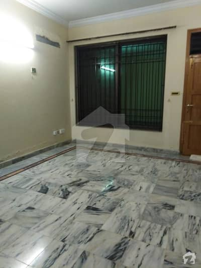 G-11 30x60 Ground Portion 2 Beds Front Open For Rent