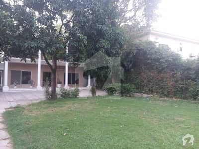 2 Kanal 7 Marla House For Office Use In Muslim Town  Shadman I Lahore
