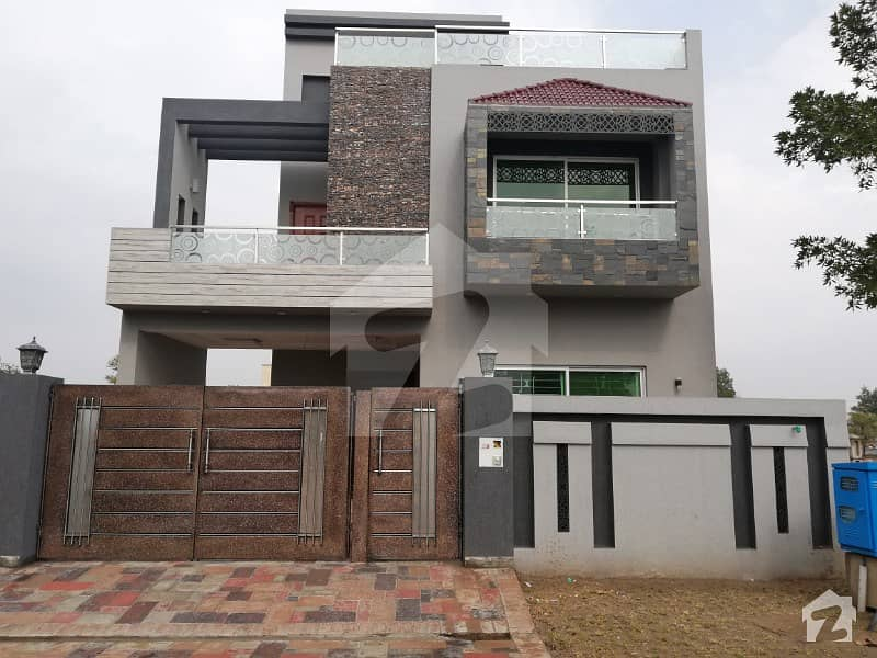 11 Marla Brand New Beautiful House For Sale With Gas