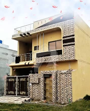 Brand New House 6 Marla Wazirabad Road