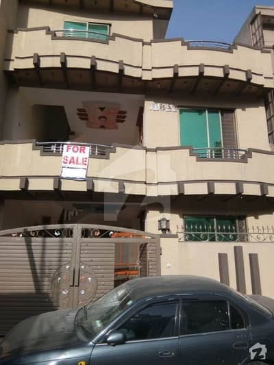 5 marla double story house availabe for sale Ghauri Town phase 5 Islamabad