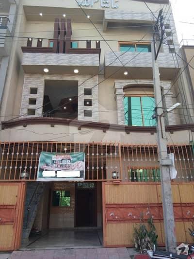 5 marla Tripple story house for sale phase 5 Ghauri Town Islamabad