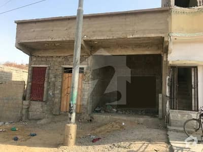 Rcci Structure House For Sale In 50-d On 80 Feet Commercial Road