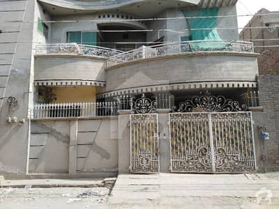 Double Storey House Is Available For Sale In Zafar Colony