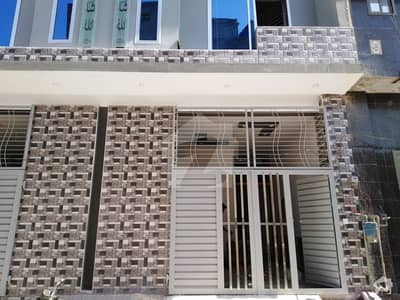 2. 5 Marla House For Sale Double Storey