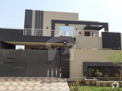 1 kanal brand new house for sale near park market in pcsir 2