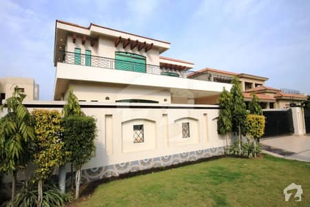 Full Basement 1 Kanal Brand New Luxury Bungalow For Sale In Dha Phase 5