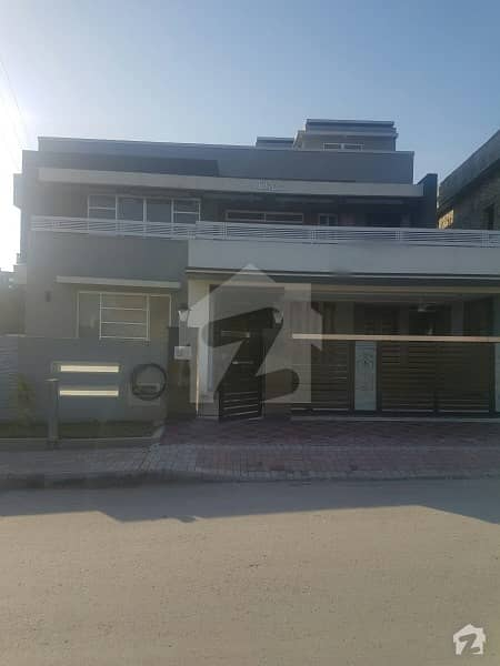 1.5 Kanal House For Rent In Bahria Town Phase 3