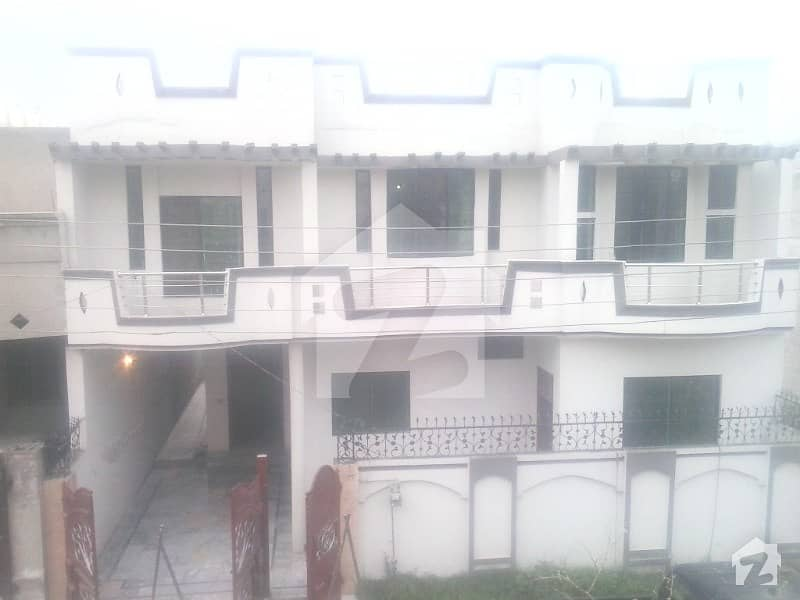 10 Marla Double Portion House Is Available For Sale
