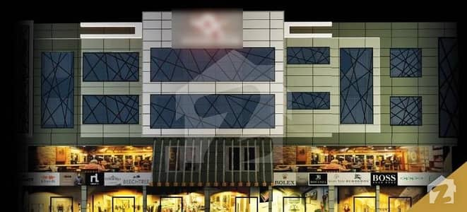 Shalamar Square Mall  Residency Marketing By Three Digit  Flat For Sale