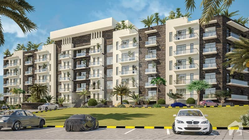 Book Your Luxury Apartments In Palm Residential Apartments