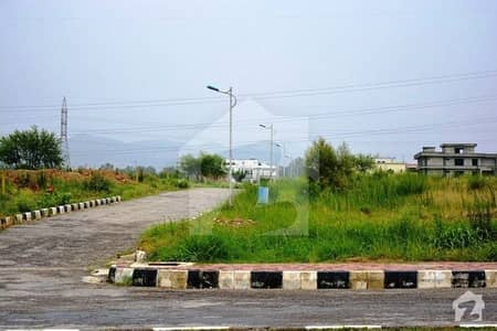 10 Marla Plot For Sale Hill Top Margalla Hills