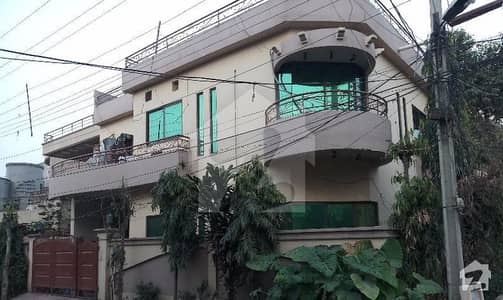 9. 15 Marla Beautiful Corner House At Taj Bagh Main Harbans Pura Road Lahore