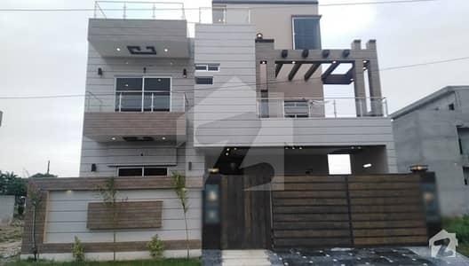9 Marla Brand New House For Sale In Nespak Phase 3 Block B