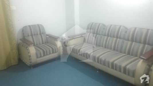 Road Facing 4 Rooms Flat For Sale In North Karachi Up More