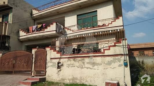 14 Marla House For Sale In Chaklala Rawalpindi