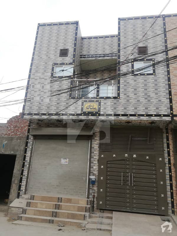 Leads Offer 2. 5 Marla Brand New House For Sale Nearby Ali Park