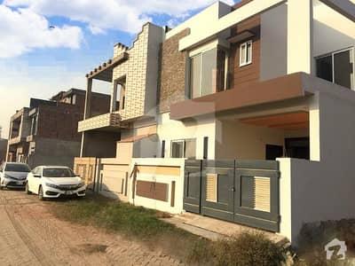 5 Marla House For Sale In Takbeer Homes Main Harbanspura Road Near Taj Bagh