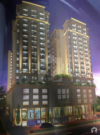 Lotus Lake Towers  Flat For Sale