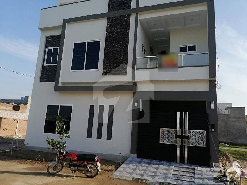 House For Sale In Jeewan City Housing Scheme