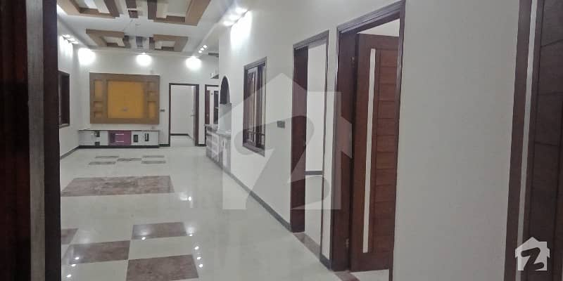 2 Brand Newly 300 Squire Yard Double Story Out Class Amazing Locality  It Is An Block 15 Gulistan-e-Jauhar Independent House 2019 It Is Double Storey House