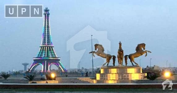 New Deal 1 Kanal Plot Available On Easy Installments In Bahria Town Lahore