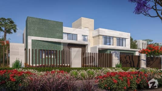 Eighteen  A Luxurious Project By Ora Developers  Saif Group  Villas House On Installments