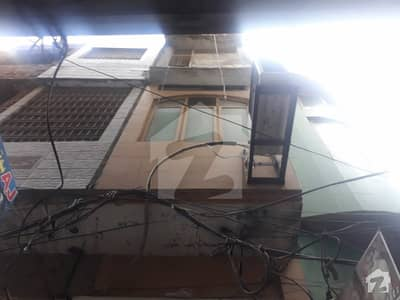 G+2 Floor Building With Basement Is Available For Sale In Gala Qasaba Wala