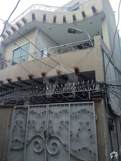 5 Marla Corner Double Storey House Available For Sale