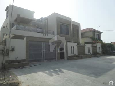 Brand New Artistic Designed Bungalow For Sale In DHA Phase 8