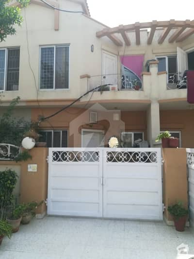 3.5 Marla House For Sale Block D Edenabad
