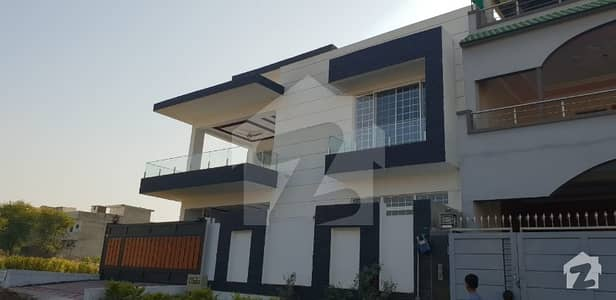 12 Marla Brand New Beautiful  Proper Corner With Extra Land House Available In G13 Islamabad