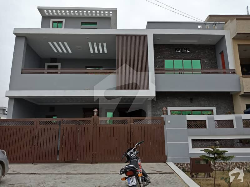 13 Marla 2 Story Brand New House For Sale