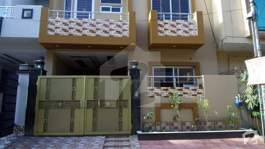 5 Marla Near Park Mosque Main Boulevard Solid Construction Luxury House Very Hot Location