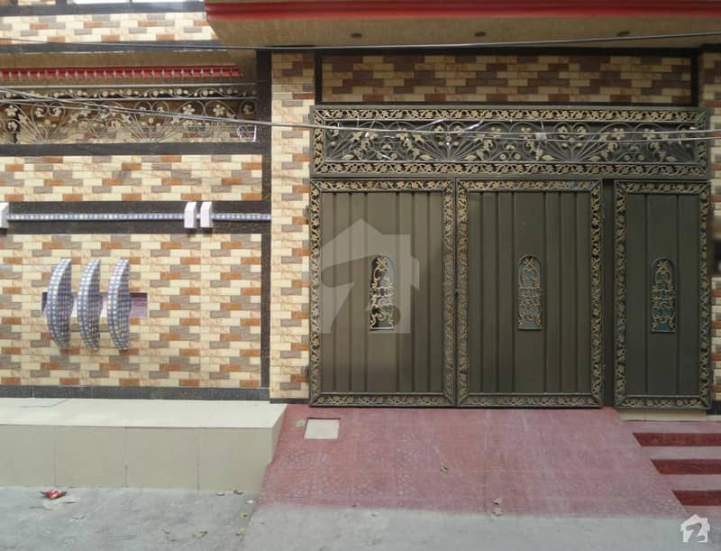 Double Storey Beautiful House For Sale In Javed Town Okara