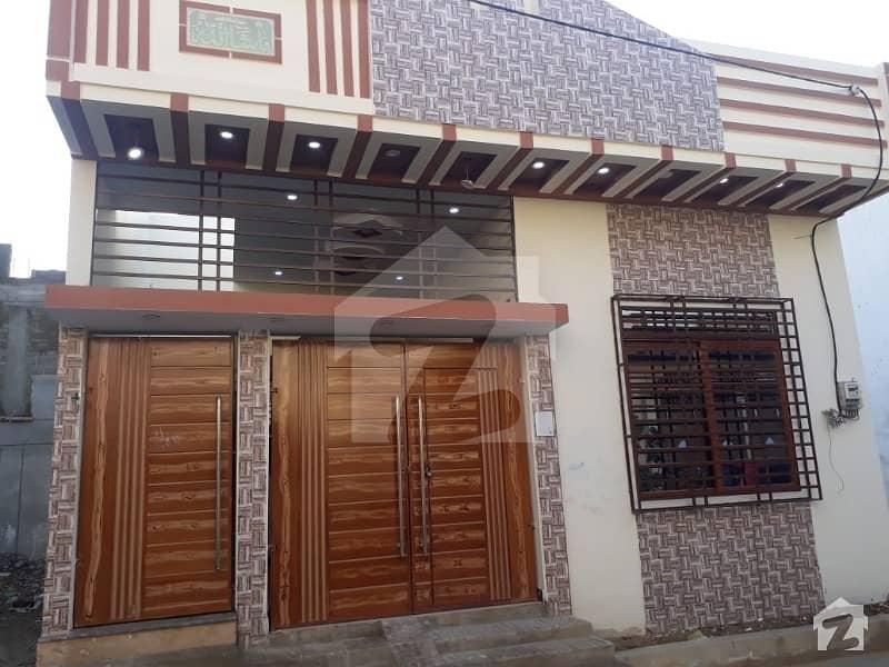 گلشنِ معمار - سیکٹر آر گلشنِ معمار گداپ ٹاؤن کراچی میں 2 کمروں کا 5 مرلہ مکان 85 لاکھ میں برائے فروخت۔