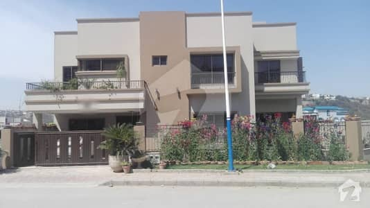 16 Marla Single Unit Corner Beautiful House For Sale In Bahria Intellectual Village