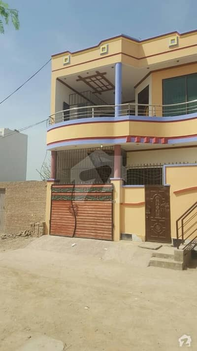 Basheer town double story house for sale